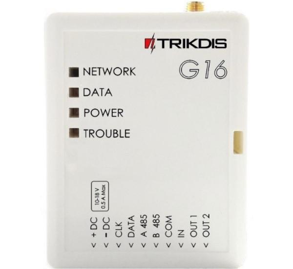 G16_2G - Comunicator GSM/GPRS pentru upgrade sisteme de alarmă