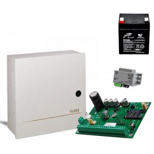 KIT-2 - Centrala antiefractie GSM - SP131 TRIKDIS
