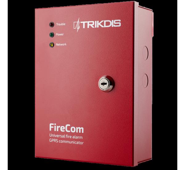 Comunicator universal pentru centrale de incendiu