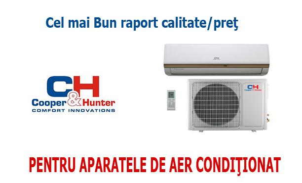 Cel mai bun raport calitate/pret pentru aparatele de aer conditionat tip split